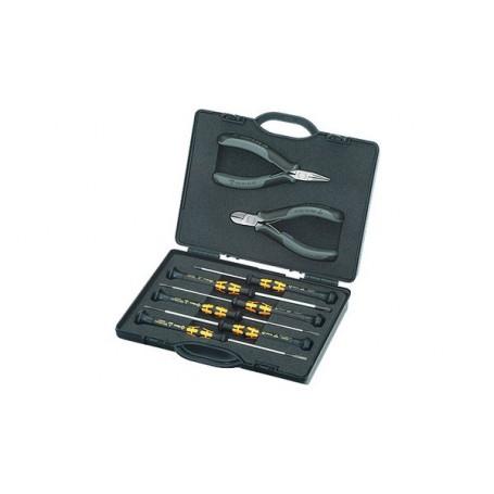 Elektronikwerkzeug-Set 8