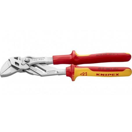 Pliers Wrench Chrom-Vanadium-Stahl 250 Mm Parallele Backen
