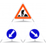 Faltsignal Construction 1.14 / 2.34 / 2.35 R2.90