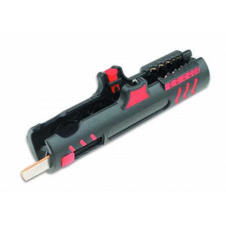 Kabelentmanteler Geeignet für Rundkabel 8 bis 13 mm 1.5 bis 4 mm² Cimco