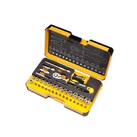 Felo r-go XL Box Socket Set (36 Stück)