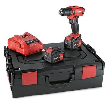 "Flex-Tools 2-Gang Akku-Bohrschrauber 10,8 V ""Light Duty"""