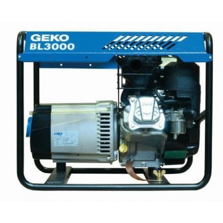 Stromerzeuger Synchron, 230V, Basic-Line, 2,5 Kva