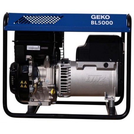 Stromerzeuger Synchron, Basic-Line 230V/400V, 3.0/5.0Kva