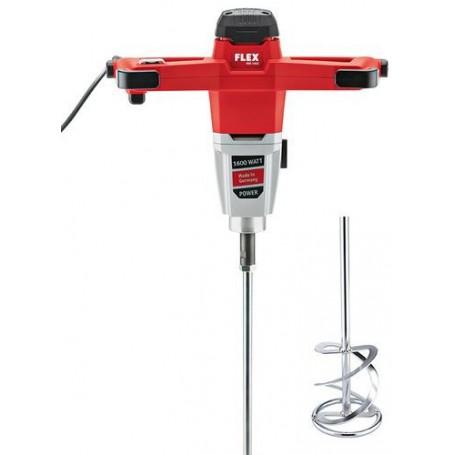 Flex-Tools 1600 Watt 2-Gang-Rührer mit 3-Stufen Drehzahlschalter
