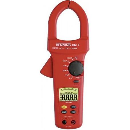 Benning CM 7 Stromzange, Hand-Multimeter digital