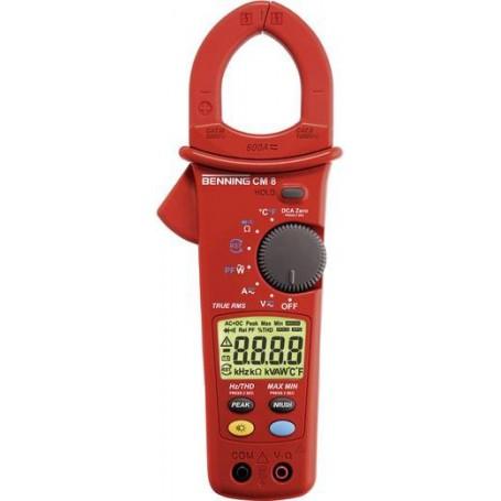 Benning CM 8 Stromzange, Hand-Multimeter digital