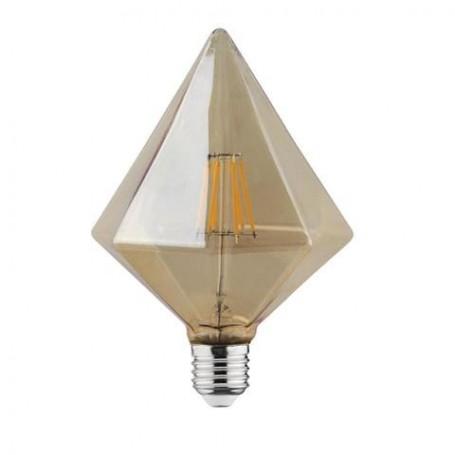 6w À Led Luminaires De 2200 Pyramid K E27 Filament Rustic Eencastrés BCorxedW