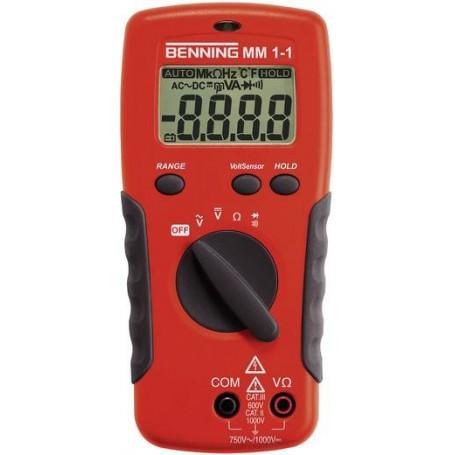 Benning MM 1-1 Hand-Multimeter digital