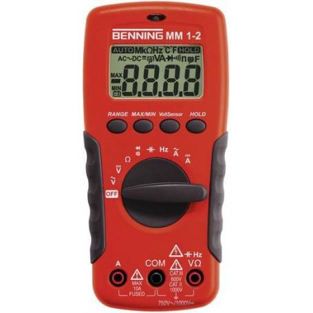 Benning MM 1-2 Hand-Multimeter digital