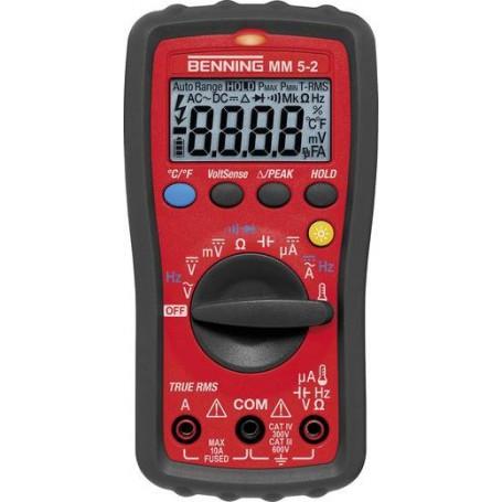 Benning MM 5-2 Hand-Multimeter digital