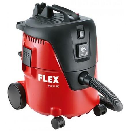 Flex-Tools Sicherheitssauger mit manueller Filterabreinigung, 20 l, Klasse L