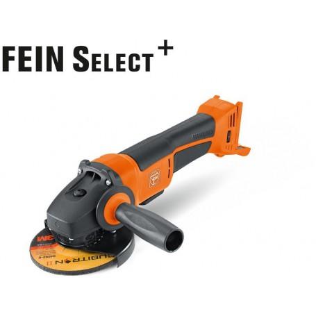 Akku-Winkelschleifer Ø 115 mm CCG 18-115 BLPD Select