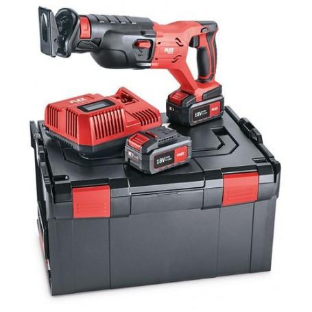 Flex-Tools Akku-Säbelsäge 18,0 V