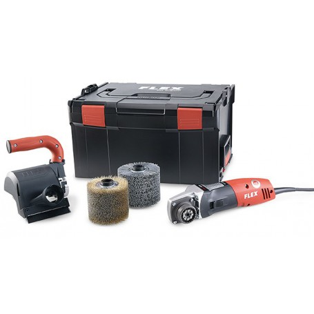 Flex-Tools Bürstmaschine TRINOXFLEX