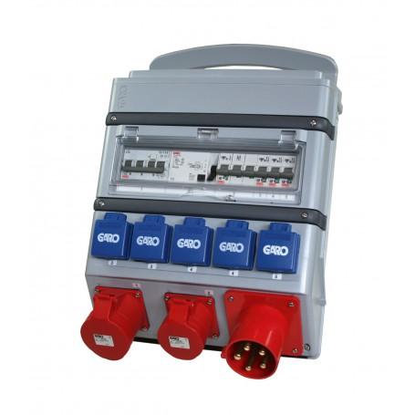 Stromverteiler 63A