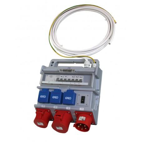 Stromverteiler mit Kabel 32A