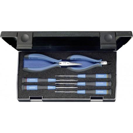Gedore Elektriker Werkzeugset İm Koffer 7 Teilig