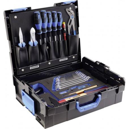 Gedore Handwerker Werkzeugkoffer Bestückt 23 Teilig