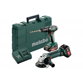 METABO  AKKU-LAMPE BSA 14.4-18 LED