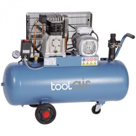 Kompressor 400 Volt, Tank 100 Lt, 450 Lt/Min