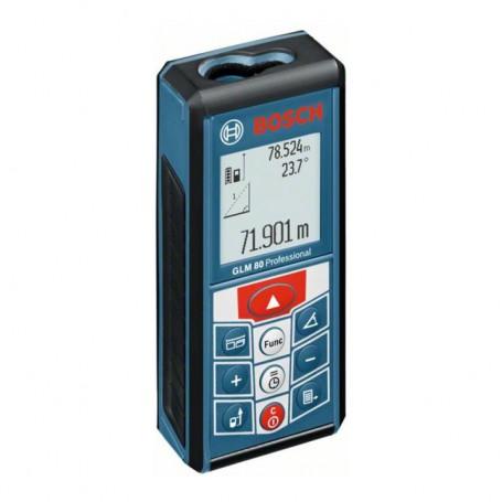 Laser-Entfernungsmesser GLM 80 Professional