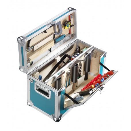 Dachdecker-Werkzeugkiste, 83-tlg.