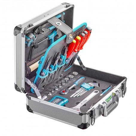 """Werkzeugkoffer """"PRO COMPACT"""", 106-tlg."""